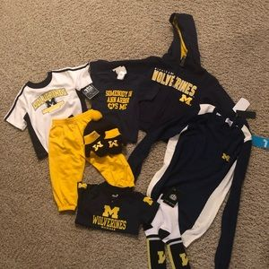 Other - Michigan Wolverines - U of M - Lot of gear!